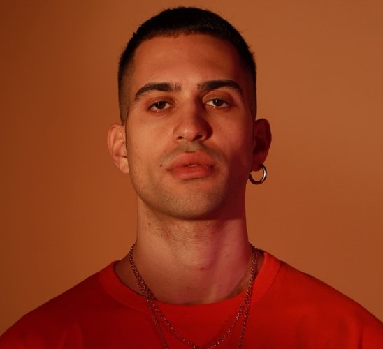 Mahmood off picture 2019 tour