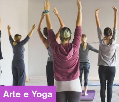 Arte e Yoga | EVENTO ANNULLATO