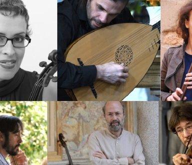 Sinfonie Boscarecie | a imitation de la natura | EVENTO RINVIATO