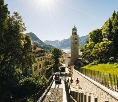 Lugano - Guided City Walk