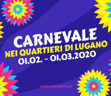 Carnevale Ras Padèla - Cadro