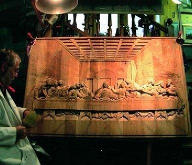 Mostra di scultura e pittura di Casimiro Piazza