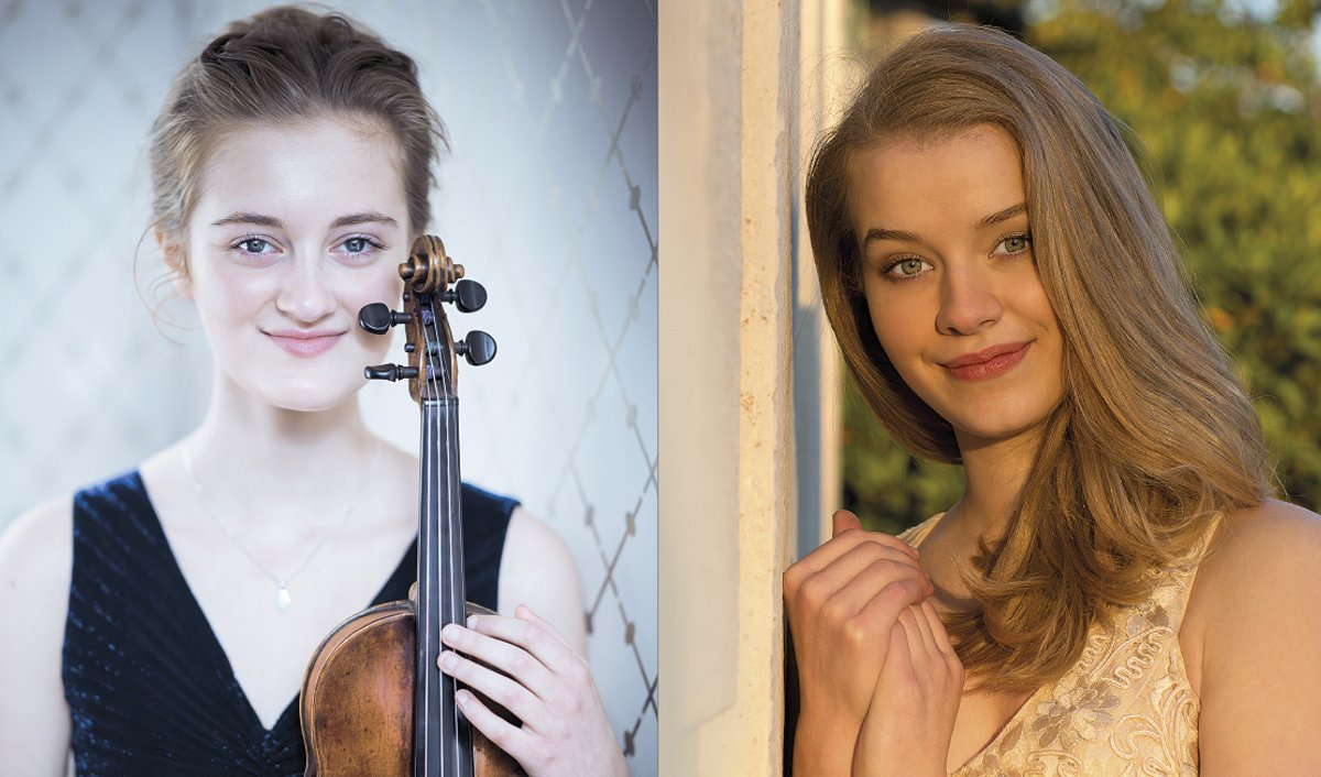 Noa Wildschut, violino / Elisabeth Brauss, pianoforte - Lugano Eventi