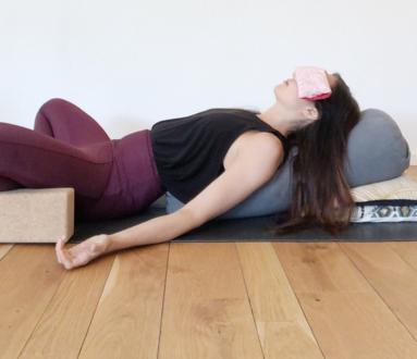 Lezione speciale alla scoperta del Restorative Yoga