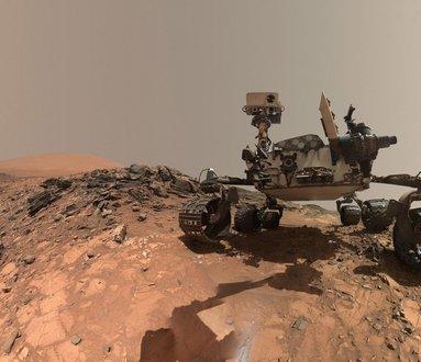 Un giorno su Marte