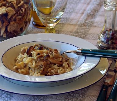 Festival del risotto a Casa Andreina
