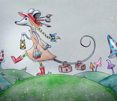 Atelier per bambini: Impara lo spagnolo attraverso l'arte