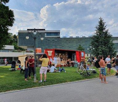 Lugano Bella | Pop up shop di produzioni locali