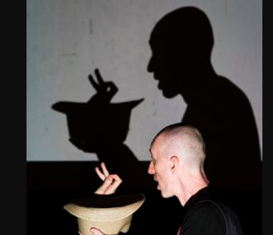 My shadow and me (Io e la mia ombra)