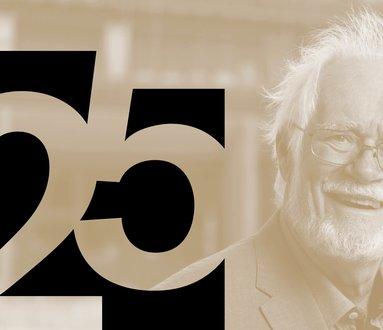 #USI25 - Chiacchierando con un premio Nobel, Jacques Dubochet