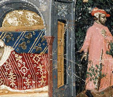 La vita delle cose: materia, oggetto e immaginazione in Dante