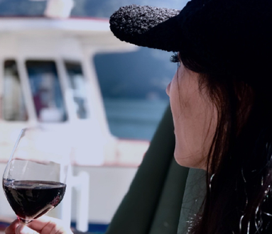 Degustazione vino bio Galà