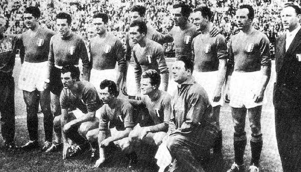 Risultati immagini per italia mondiali 1954