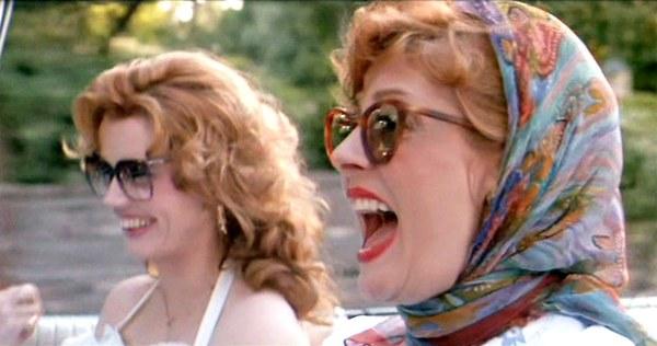 Risultati immagini per thelma e louise film 1991