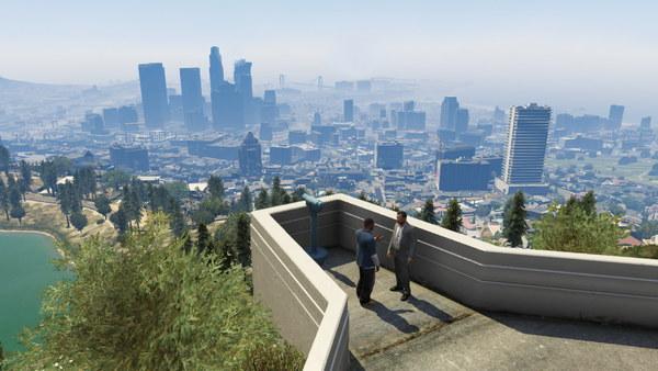 Grand Theft Auto 5 incontri
